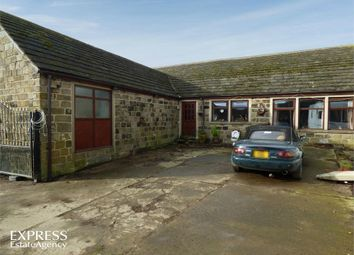 Thumbnail 3 bed detached bungalow for sale in Hunsworth Lane, East Bierley, Bradford, West Yorkshire