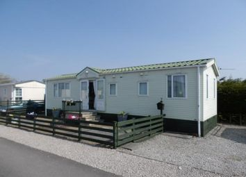 Thumbnail 2 bed mobile/park home for sale in The Pastures, Oxcliffe Road, Heaton With Oxcliffe, Morecambe