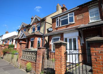 Thumbnail 2 bed semi-detached house to rent in Holly Road, Aldershot