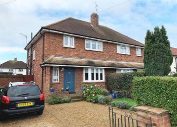 Thumbnail Semi-detached house for sale in Langton Way, Egham