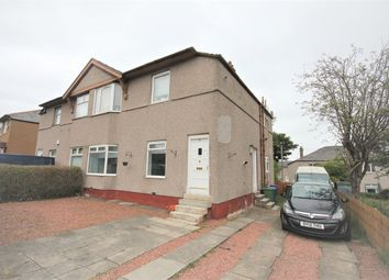 Thumbnail 3 bed flat for sale in 83 Thurston Road, Cardonald Glasgow