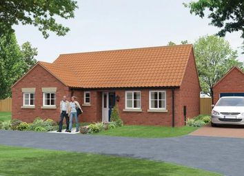 Thumbnail 2 bed detached bungalow for sale in Willoughby Road, Alford, Lincolnshire