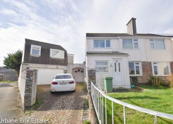 3 bed semi-detached house for sale in Carnock Road, Plymouth PL2