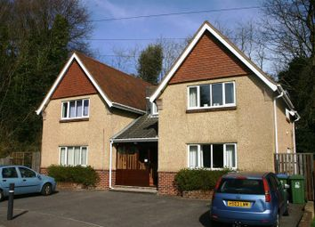 Thumbnail 1 bed flat to rent in Sunningdale Gardens, Bitterne, Southampton