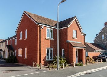 Thumbnail 4 bed detached house for sale in Kent Avenue, West Wick, Weston-Super-Mare, North Somerset