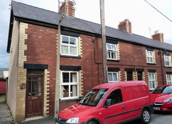 Thumbnail 2 bed end terrace house for sale in New Street, Abergele