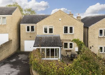 Thumbnail 4 bed detached house for sale in Woodlands View, Oakworth, West Yorkshire