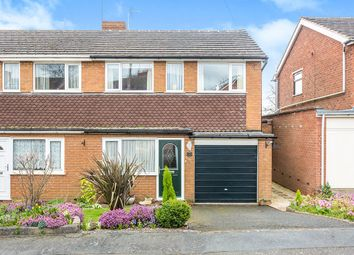 Thumbnail 3 bed semi-detached house for sale in Kennedy Close, Kidderminster