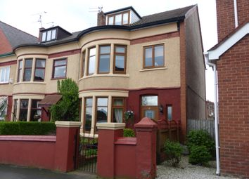 Thumbnail 4 bed end terrace house for sale in Egerton Street, New Brighton, Wallasey