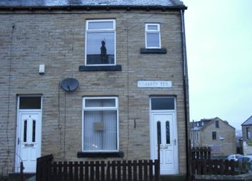 Thumbnail 3 bed terraced house for sale in Brassey Terrace, East Bowling