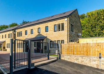 Thumbnail 4 bed semi-detached house for sale in Owlar Bars Road, Meltham, Holmfirth
