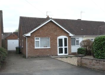 Thumbnail 3 bed semi-detached bungalow for sale in Meriton Road, Lutterworth
