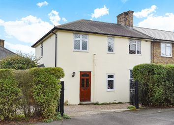 Thumbnail 4 bed end terrace house for sale in Welbeck Road, Carshalton