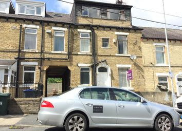 Thumbnail 4 bedroom terraced house to rent in Grantham Road, Bradford