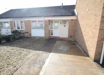 Thumbnail 1 bed semi-detached bungalow to rent in Fieldcourt Gardens, Quedgeley, Gloucester