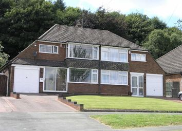 Thumbnail 3 bed semi-detached house for sale in Farrington Road, Ettingshall Park, Wolverhampton