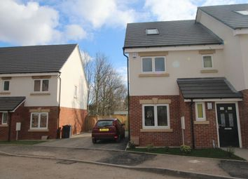 Thumbnail 4 bed semi-detached house for sale in The Park Gatis Street, Wolverhampton