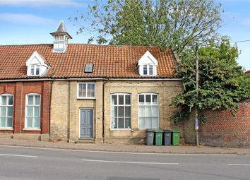 Thumbnail 2 bed semi-detached house to rent in Norwich Road, Long Stratton, Norwich, Norfolk