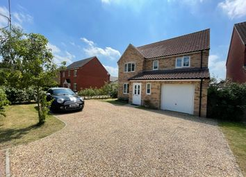Thumbnail 4 bed detached house for sale in Old High Road, Roydon, Diss