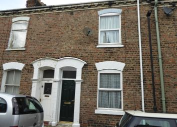 Thumbnail 5 bedroom terraced house for sale in Charlton Street, Off Bishopthorpe Road, York