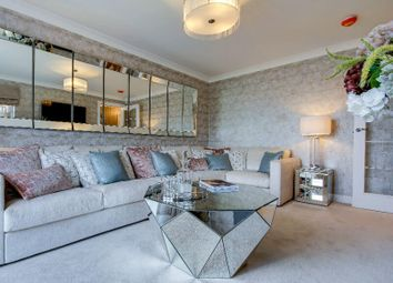 "Thumbnail 4 bedroom detached house for sale in ""The Lauder"" at Perceton, Irvine"
