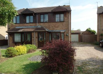 Thumbnail 3 bedroom semi-detached house for sale in Chedworth Road, Lincoln