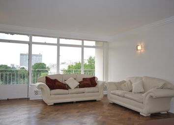 Thumbnail 3 bedroom flat to rent in Falmouth House, Bayswater Road, London