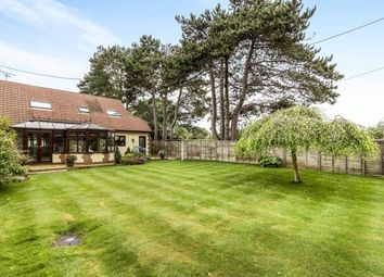 Thumbnail 4 bed detached house for sale in Harefield Road, Middleton On Sea, Bognor Regis, West Sussex