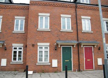 Thumbnail 4 bedroom terraced house to rent in Newtown Road, Hereford