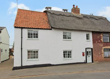 Thumbnail 3 bed cottage for sale in High Street, Over, Cambridge