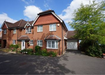 Thumbnail 3 bed end terrace house for sale in Victoria Gardens, Farnborough
