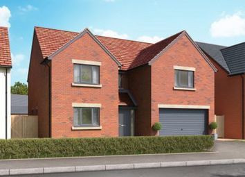 Thumbnail 5 bed detached house for sale in Cornwall Road, Killinghall, Harrogate, North Yorkshire