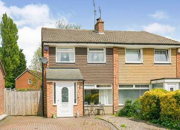 Thumbnail 3 bed semi-detached house for sale in Arthursdale Drive, Scholes, Leeds, West Yorkshire