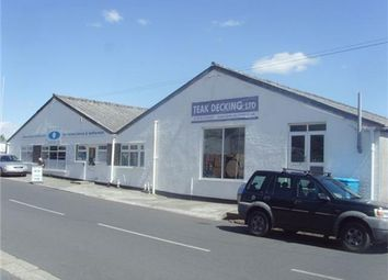 Light industrial to let in Unit A 3 Richmond Walk, Plymouth PL1