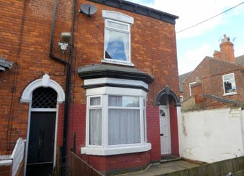 Thumbnail 2 bed terraced house to rent in South View, Sherburn Street, Hull