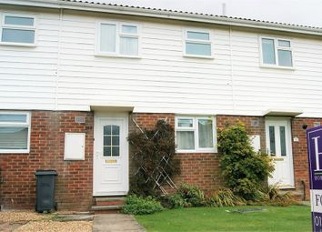 Thumbnail 2 bed terraced house to rent in Bridgemere Road, Eastbourne, East Sussex