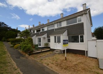 Thumbnail 3 bed end terrace house for sale in Gill An Creet, St. Ives, Cornwall