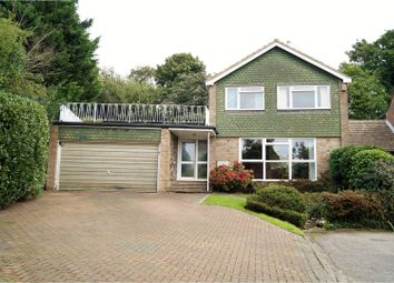 Thumbnail 5 bedroom detached house for sale in Sutton Crescent, Barnet