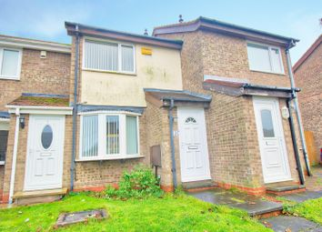 Thumbnail 2 bed terraced house for sale in Stirling Drive, Bedlibngton, Northumberland