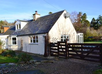 Thumbnail 3 bed semi-detached house for sale in 2 Mill Cottages, Brodie, Moray