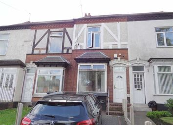 Thumbnail 3 bed terraced house for sale in Cotterills Lane, Ward End, Birmingham