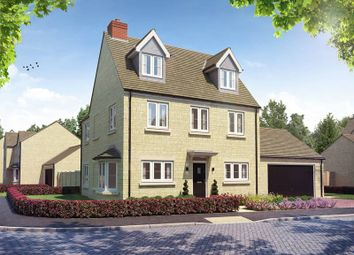 """Thumbnail 4 bedroom detached house for sale in """"The Oatvale"""" at Church Road, Long Hanborough, Witney"""