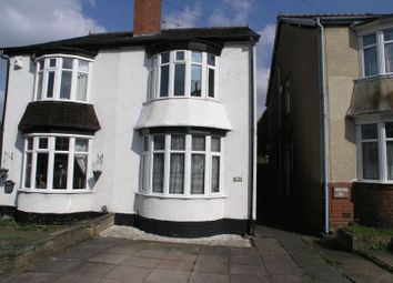 Thumbnail 3 bedroom semi-detached house for sale in Banners Street, Halesowen
