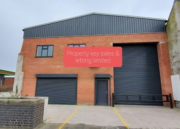 Thumbnail Warehouse for sale in Holloway Bank, Wednesbury