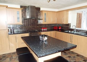 Thumbnail 3 bed terraced house to rent in Coleridge Street, Nottingham