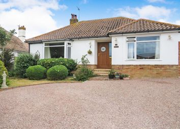 Thumbnail 3 bedroom detached bungalow for sale in Highview Road, Telscombe Cliffs, Peacehaven