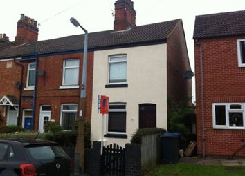 Thumbnail 2 bed terraced house to rent in Factory Road, Hinckley