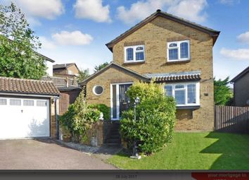 Thumbnail 3 bed detached house for sale in Woodchurch Close, Walderslade, Chatham