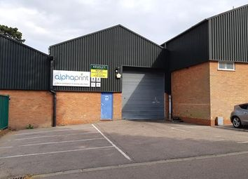 Thumbnail Light industrial to let in Unit 4 Challenge Way, Colchester, Essex