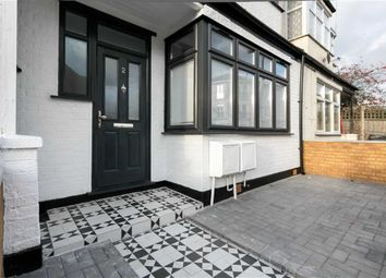 Thumbnail 2 bed flat for sale in Overton Road, Leyton, London